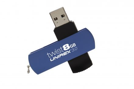 Unirex_twist_Blue_8gb
